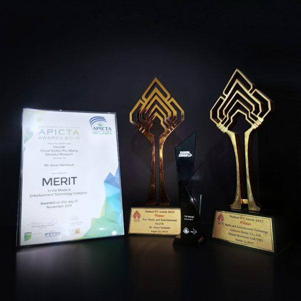 Cyberrex-Awards