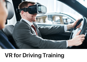 VR for driving