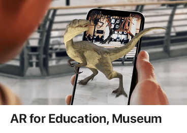 AR for education