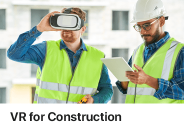 VR for construction